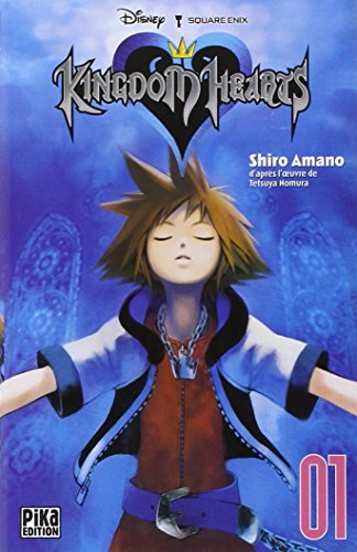 Kingdom hearts (1) : Kingdom hearts. 01