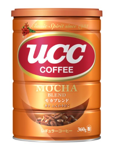 UCC モカブレンド 360g