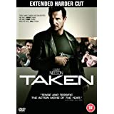 Taken (Extended Harder Cut) [DVD] [2008]by Liam Neeson