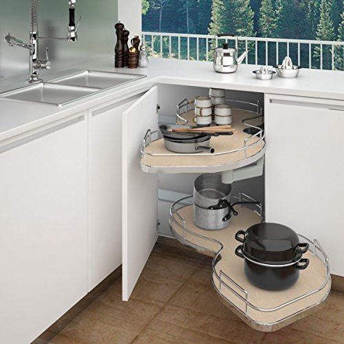 Rev-A-Shelf - 5372-45-MP-R  - Two-Tier Blind Corner Shelf (Right)