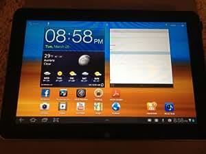 "Samsung Galaxy Tab 10.1"" 16GB WiFi Tablet Metallic Gray"