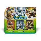 Skylanders SWAP Force Triple Character Pack: Scorp, Twin Blade Chop Chop, Heavy Duty Sprocket