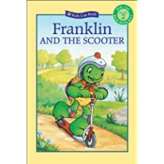 Franklin and the Scooter (Kids Can Read!) [Import] available at Amazon for Rs.714