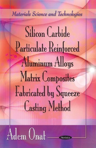 Silicon Carbide Particulate Reinforced Aluminum Alloys Matrix Composites Fabricated by Squeeze Casting Method (Materials