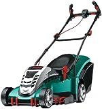 Bosch Home & Garden Rotak 43 LI Akku-Rasenmäher ohne Akku und Ladegerät (36 V, Ergoflex System, 43 cm Schnittbreite, 20-70 mm Schnitthöhe, 50 l) 06008A4508