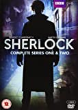 SHERLOCK/シャーロック(BBC) Season1&2 [PAL-UK][Import]