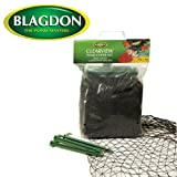 Blagdon 4 x 3m Clearview Fine Cover Nets - Black