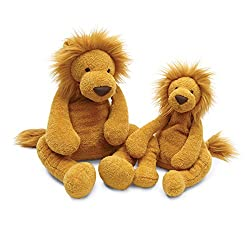 "Pelhamby Lion Large 20"" by Jellycat"