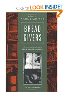 Bread GiversBREAD GIVERS Yezierska, Anzia (Author) on Aug-01-2003 Paperback