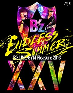 B'z LIVE-GYM Pleasure 2013 ENDLESS SUMMER-XXV BEST-�ڴ����ס� [Blu-ray]