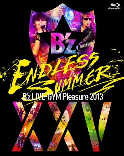 [MKV / Blu-Ray / 1080p] B'z – B'z LIVE-GYM Pleasure 2013 ENDLESS SUMMER -XXV BEST-