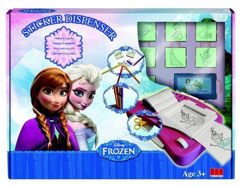 Frozen crea tus pegatinas multiprint 8883 - Crea tus pegatinas ...
