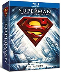 The Complete Superman Collection [Blu-ray] [1978][Region Free]