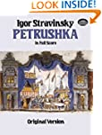 Petrushka in Full Score: Original Ver...