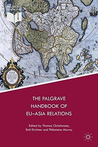 The Palgrave Handbook of EU-Asia Relations