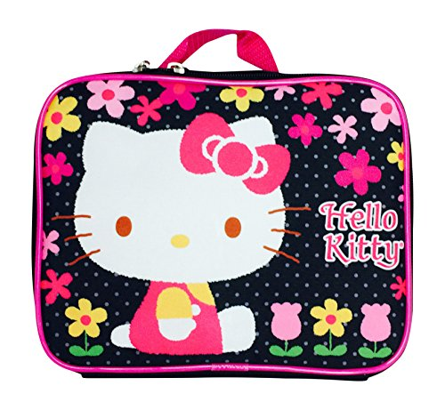 Sanrio Hello Kitty Floral Lunch Bag