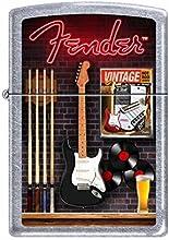 Zippo Lighter Fender at the Bar - Street Chrome