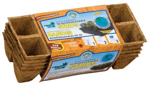Planters Pride RZS0175 50-Count Square Fiber Grow Strip Refill image