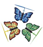 Butterfly Wind-up Winged Copters
