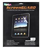 SPC-iPad: i.Trek Crystal Clear Dual Layer Screen Protector for Apple iPad
