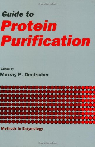 Guide to Protein Purification Guide to Protein Purification