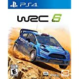 WRC 6: World Rally Championship - PlayStation 4