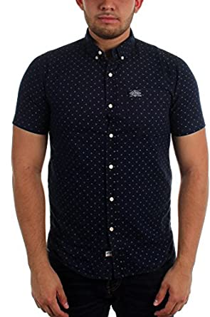 Superdry - Mens London Loom Woven at Amazon Men's Clothing