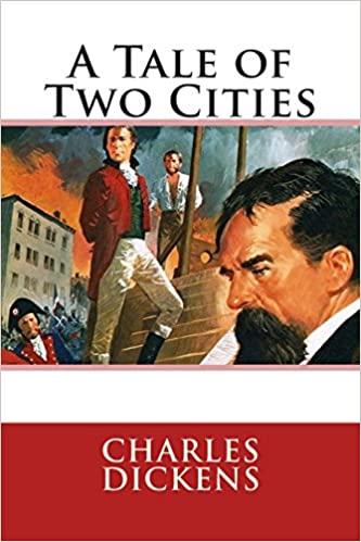 A Tale of Two Cities Paperback By Charles Dickens
