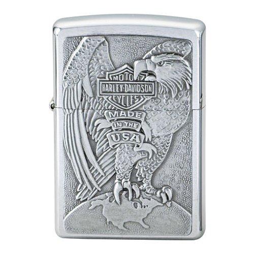 Zippo Harley Davidson Eagle Lighter