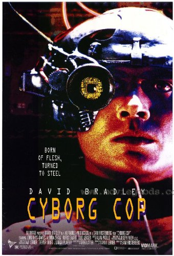 Cyborg Cop DVD