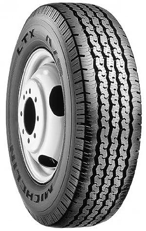 Michelin LTX A/S Tire P255/65R17 108H