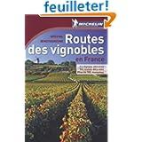 Route des vignobles en France