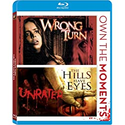 Wrong Turn/The Hills Have Eyes [Blu-ray]