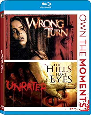 Wrong Turn / Hills Have Eyes [Blu-ray]