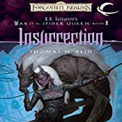 Insurrection: Forgotten Realms: War of the Spider Queen, Book 2 | Thomas M. Reid