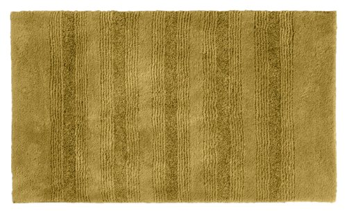 Garland Rug Essence Nylon Washable Rug, 24-Inch By 40-Inch, Linen