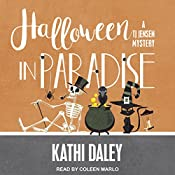 Halloween in Paradise: TJ Jensen Mystery Series, Book 6 | Kathi Daley