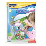 TOMY Aquadoodle 8 Designs - Rainbow, Animal Sounds, Winnie The Pooh, Peppa Pig Mini Mats, Chuggington, Disney Princess, Cars Collection 2, Twin Pack Aquadoodle Pens (Peppa Pig Mini Mats)