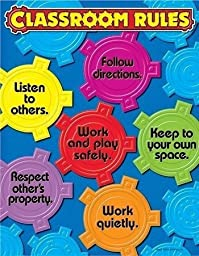 Learning Chart Classroom Rules