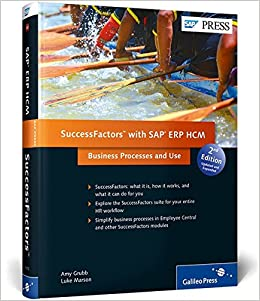 SuccessFactors: Business Processes And Use (2nd Edition)