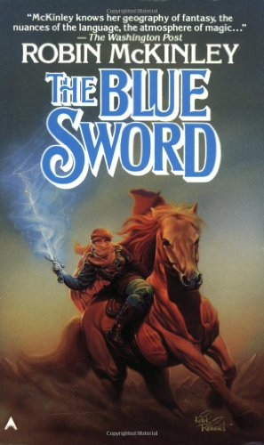 Cover of The Blue Sword