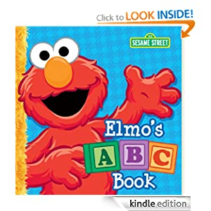 elmo s abc book sesame street big bird s favorites