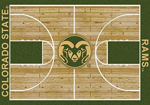 Colorado State Rams NCAA Area Rug (10'9