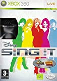 Disney Sing It with Microphone (Xbox 360)