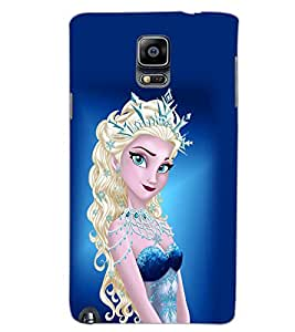 SAMSUNG GALAXY NOTE 3 PRINCES Back Cover by PRINTSWAG