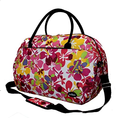 Ladies LINED Holdall Gym Traval Beach Pool Flight Maternity Bag