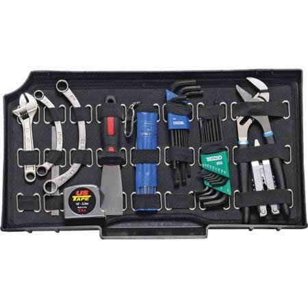 Pelican 0456 Vertical Tool Pallet for 0450 Mobile Tool Chest