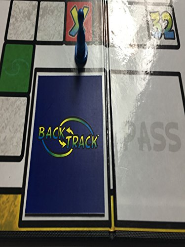Create Your Own Tabletop Board Game: HOW TO PLAY BACKTRACK