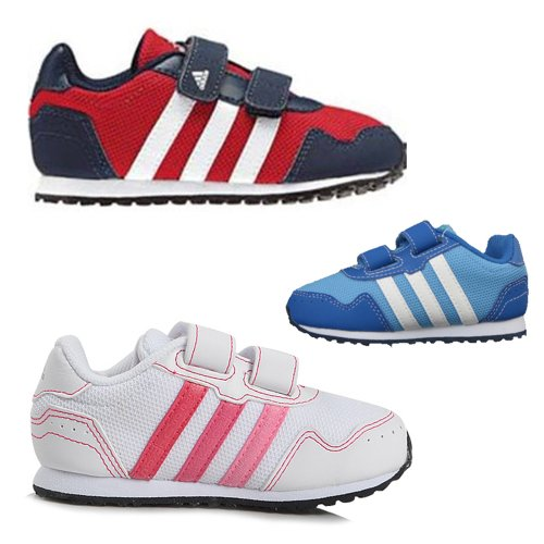ADIDAS ORIGINALS SNICE VELCRO TODDLERS TRAINERS NEW INFANT CHILDREN SHOES UK SIZES