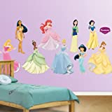 Amazing Disney Princess Collection Wall Decals by Fathead